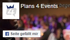 Plans 4 Events auf Facebook